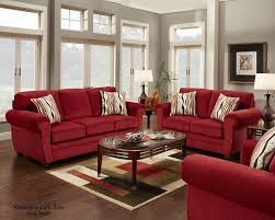 Leather Sofa Decorating Ideas Living Room Contemporary Red Living Room Design Red Living Room