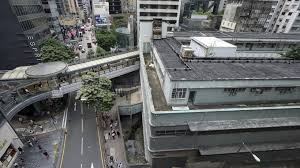 work to begin on hong kong s historic central market but no one