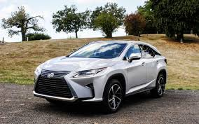 lexus rx 350 hybrid lexus rx 350 gains new styling and more power pictures
