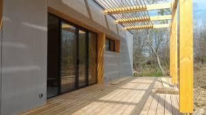 mat en bois popup house making passive construction easy