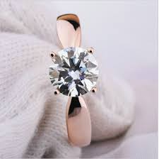 4 carat cubic zirconia engagement rings gold wedding picture more detailed picture about 1 20 carat