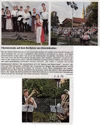 Klinik St Georg Bad Aibling Pressestimmen Joseph Haas Chor