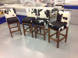 Cowhide Dining Room Chairs Cowhide Dining Chairs Fun And Stylish Choice Of Dining Furniture
