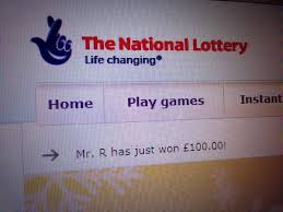 Lottery Instant Wins - the national lottery on twitter rt jasonreillymvo cheeky