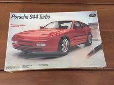 porsche 944 model kit hasegawa 1 24 scale porsche 944 turbo model kit item ca005
