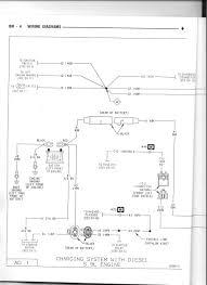 12 valve cummins alternator wiring diagram wiring diagram and