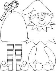 coloring pages of elf elf on the shelf coloring pages elf on the shelf coloring page on