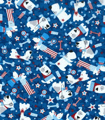 Buy American Flag Online Patriotic Fabric Fabric By The Yard Joann