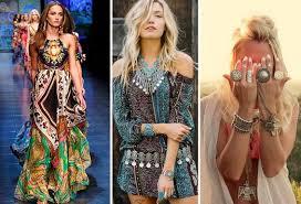 moda boho tendência boho vem ainda mais forte nesta primavera site de