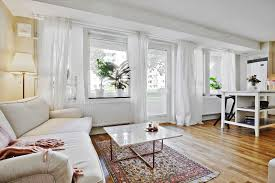 Living In A Studio Apartment by