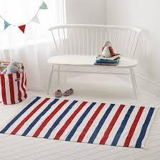 Red White And Blue Rugs Win A 50 White Company Voucher Courtesy Of Topcashback