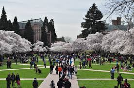 Map Of University Of Washington by List Of Colleges And Universities In Washington Wikipedia