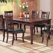 Coaster Dining Room Furniture Coaster Furniture 100500 Newhouse Dining Table In Cherry