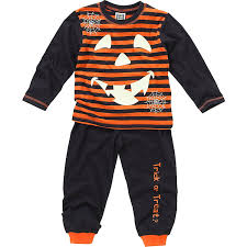 childrens glow in the dark skeleton pyjamas halloween fancy dress