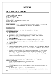 Student Affairs Resume Sweta Resume