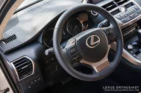 lexus nx 200t interior driving the 2015 lexus nx lexus enthusiast
