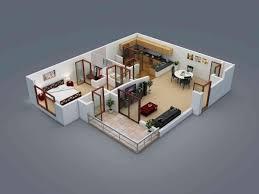 25 more 3 bedroom 3d floor plans create home floor plans crtable