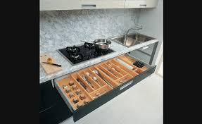 accessoires de rangement pour cuisine diviseur à couverts rangement pour armoires de cuisine