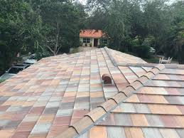 Types Of Roof Vents Pictures by Best Roof Types For Florida And Coastal Areas 2017 Miami Dade