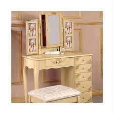 Oak Makeup Vanity Table Makeup Table Vanity On Clearance