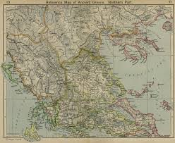 Map Of Golden Colorado by A Group Of Maps Of The Ancient Superpower Of Greece
