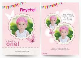 design stylish custom birthday invitations canada with