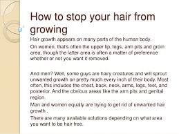 stop womens chin hair growth how to stop your hair from growing