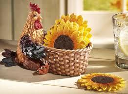131 best rooster u0026 sunflower kitchen images on pinterest rooster