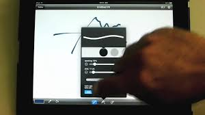 painting with the brushes app an ipad mini tutorial youtube