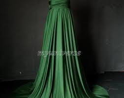 Green Wedding Dresses Convertible Dress Etsy