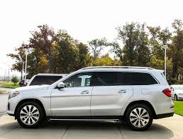 pre owned mercedes suv stock w16471 pre owned 2017 mercedes gls 450 4matic suv in