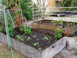 above ground garden box how to build cheap and productive raised