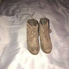 womens wedge boots target merona wedge s boots ebay