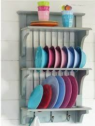Shabby Chic Plate Rack by 95 Best Plate Recks Images On Pinterest Plate Racks Kitchen