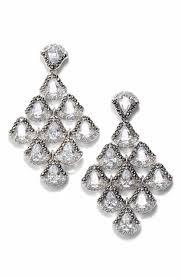 silver chandelier earrings women s chandelier earrings nordstrom