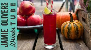 spooky spiced scarlet cocktail rich hunt u0026 alba huerta drinks