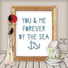 wedding quotes nautical look at there nautical wall quotes for home decoration from