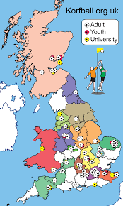 Hertfordshire England Map by Korfball Org Uk Get Fit Have Fun Play Korfball