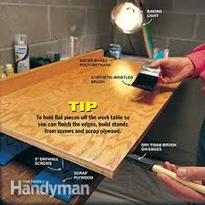 Homemade Wood Stain Learn To Make Natural Stain At Home by How To Stain Furniture Family Handyman