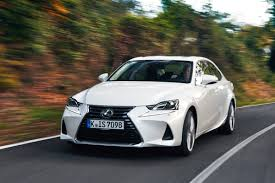 lexus is 300 turbo new lexus is facelift 2017 review auto express