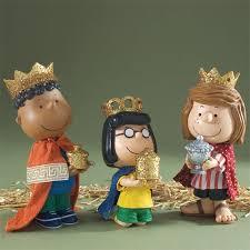 peanuts nativity