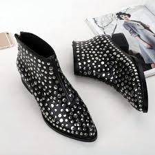 popular dress shoe womens silver flat buy cheap dress shoe womens