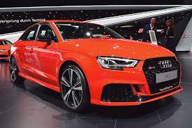 audi rs3 hire audi rs3 saloon lease and contract hire 2 5 tfsi 400ps quattro s