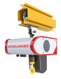 clx electric chain hoists konecranes usa