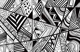 Black And White Design by Origami Creativity Is Forever