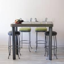 fabriquer une table bar de cuisine table haute murale ikea with table haute murale amazing