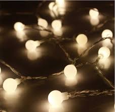 10m 100 globe string lights led gerlyanda lights for