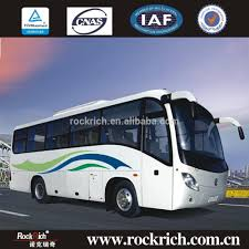 with washroom 10m china manufacturer coach 45 seats luxury bus