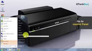 epson l replacement instructions how to fix prints blank pages problem epson l800 series youtube