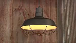 how to make a barn light fixture northern industrial tool hanging pendant barn light 16in dia